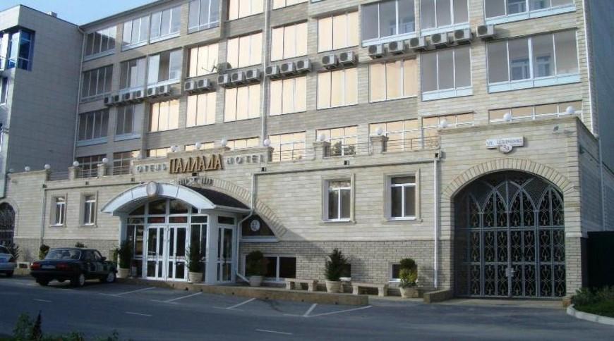"""Изображение отеля """"Паллада"""" #2"""