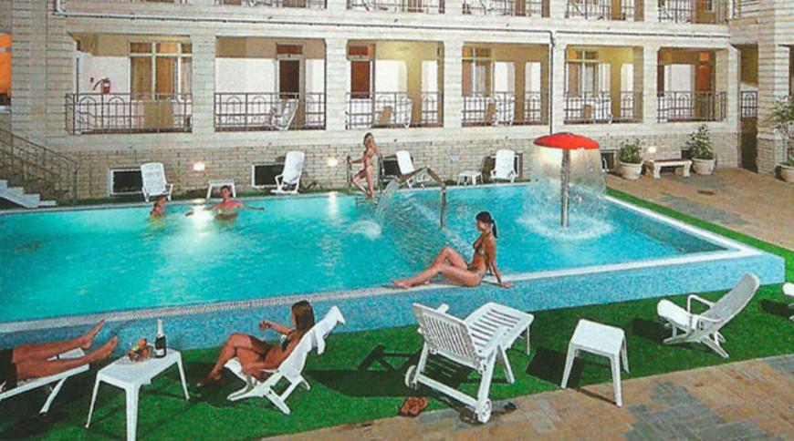 """Изображение отеля """"Паллада"""" #3"""