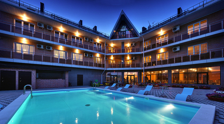"""Изображение отеля """"Лотос"""" #1"""
