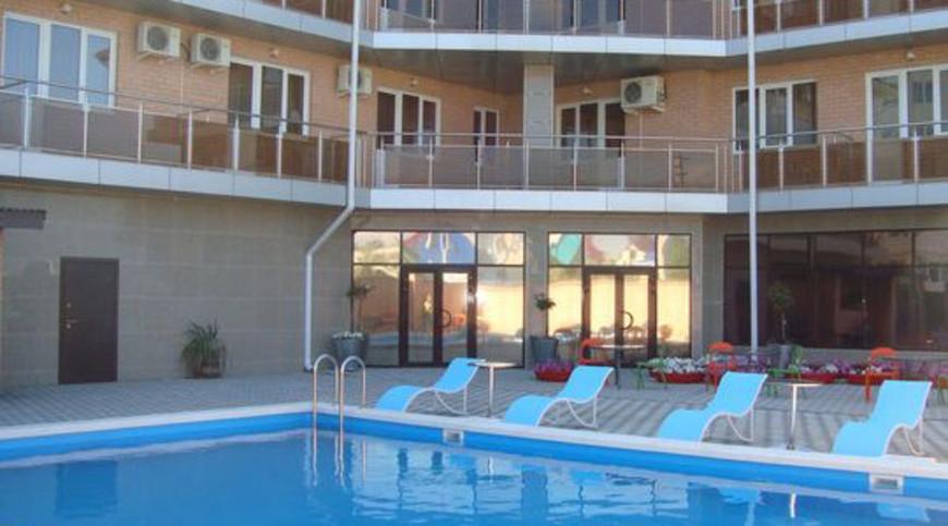 """Изображение отеля """"Лотос"""" #3"""