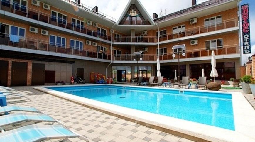 """Изображение отеля """"Лотос"""" #5"""