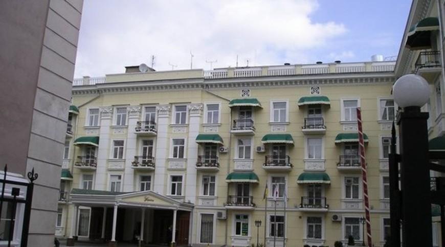 """Изображение гостиницы """"Украина"""" #2"""