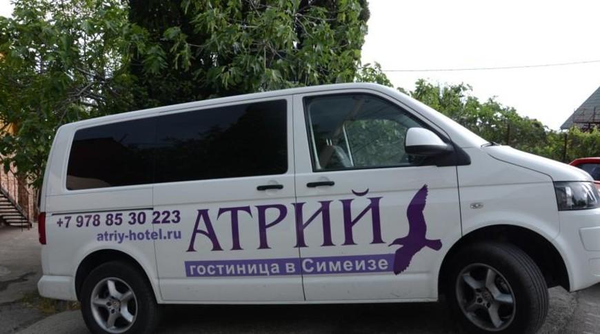 """Изображение гостиницы """"Атрий"""" #10"""