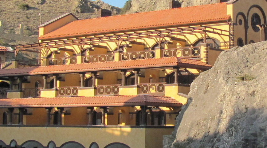 """Изображение отеля """"Soldaya Grand Hotel & Resort """" #2"""