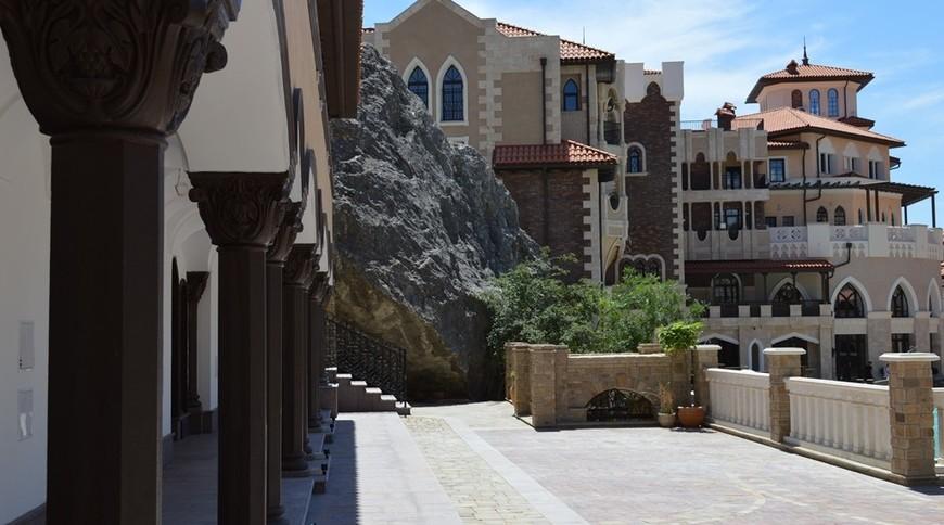 """Изображение отеля """"Soldaya Grand Hotel & Resort """" #5"""
