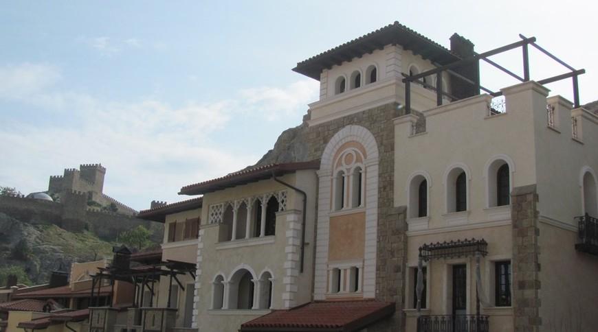 """Изображение отеля """"Soldaya Grand Hotel & Resort """" #9"""