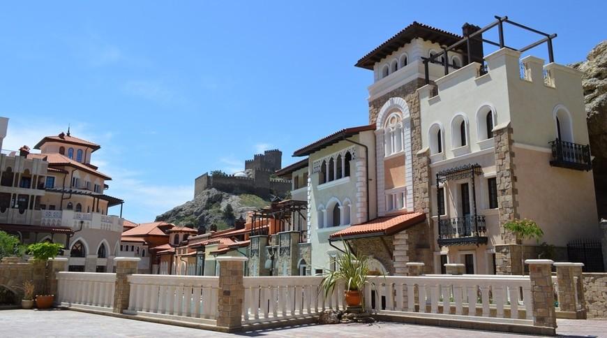 """Изображение отеля """"Soldaya Grand Hotel & Resort """" #1"""