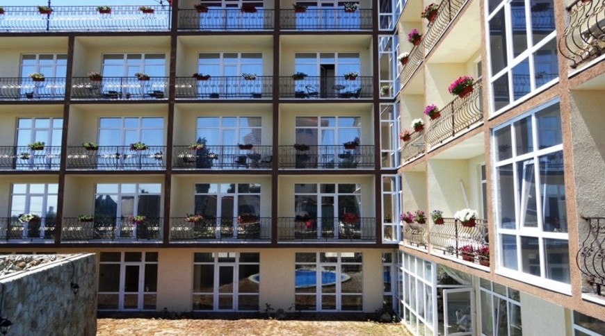 """Изображение отеля """"Лаванда"""" #1"""