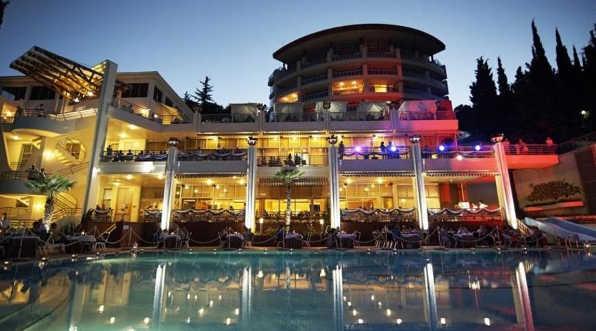 """Изображение отеля """"Море"""" #1"""