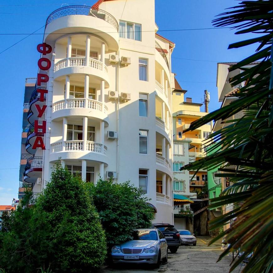 """Изображение отеля """"Фортуна"""" #1"""