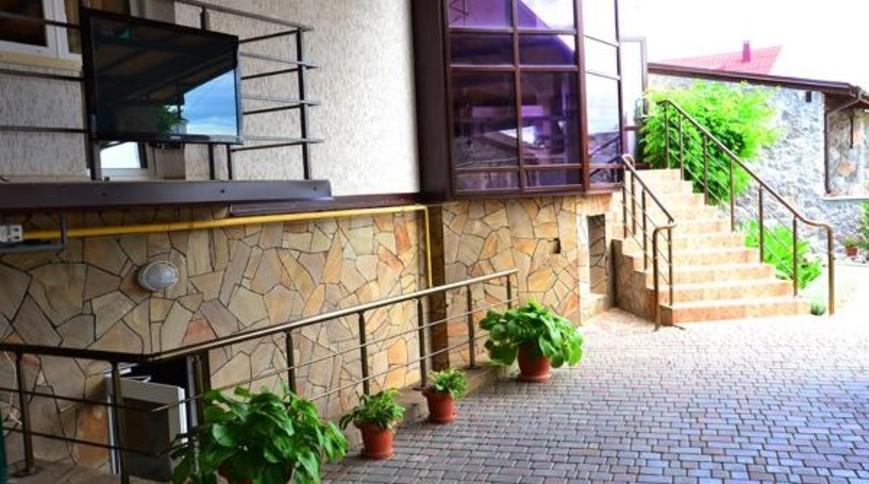 """Изображение отеля """"Амазонка"""" #1"""