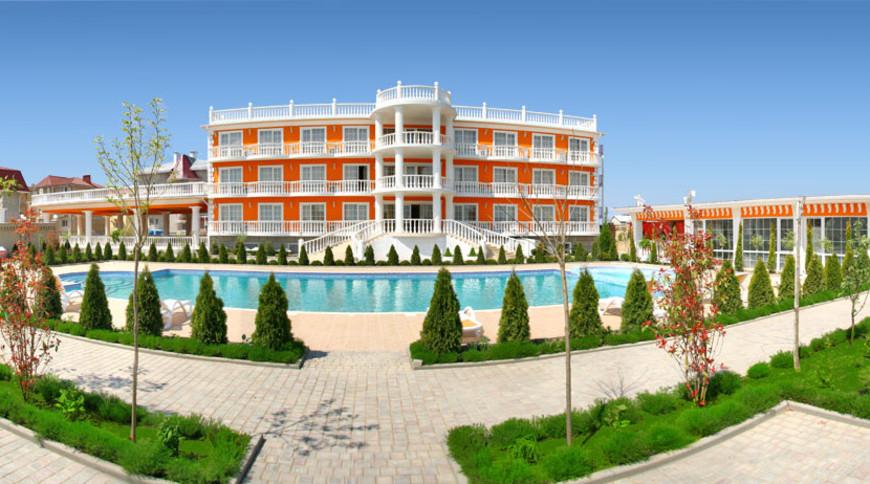 """Изображение отеля """"Апельсин"""" #1"""