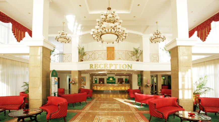 """Изображение отеля """"Пальмира Палас"""" #7"""