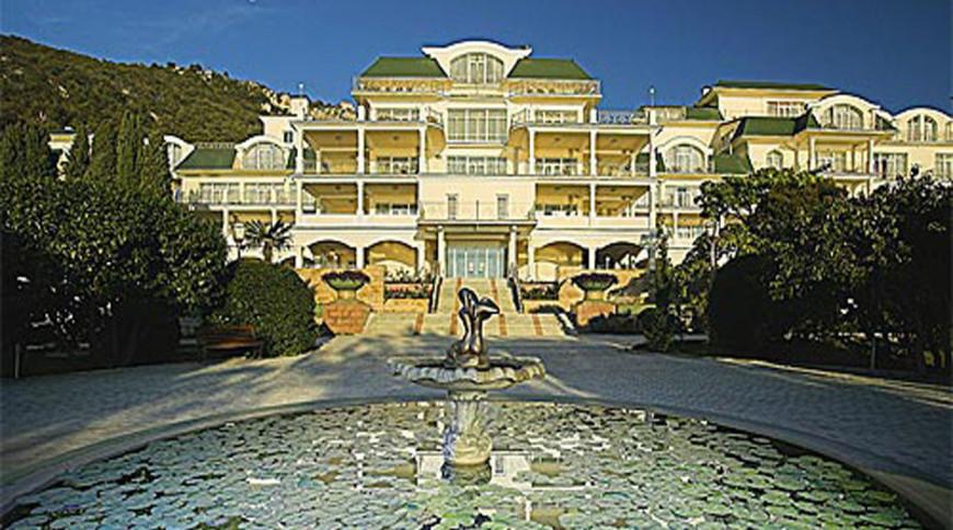 """Изображение отеля """"Пальмира Палас"""" #2"""