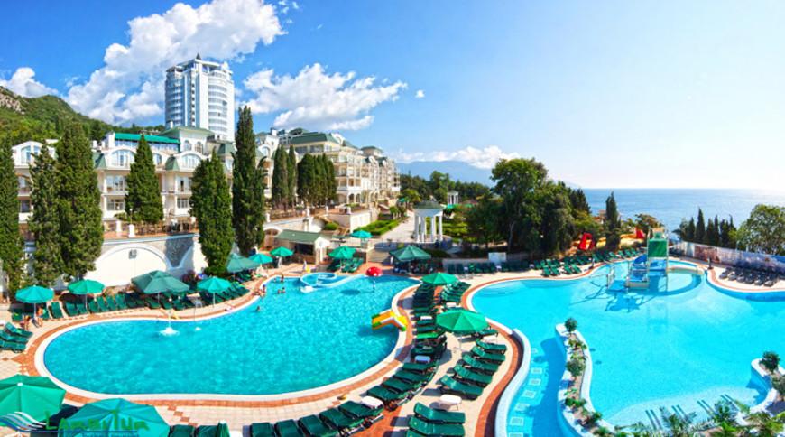 """Изображение отеля """"Пальмира Палас"""" #8"""