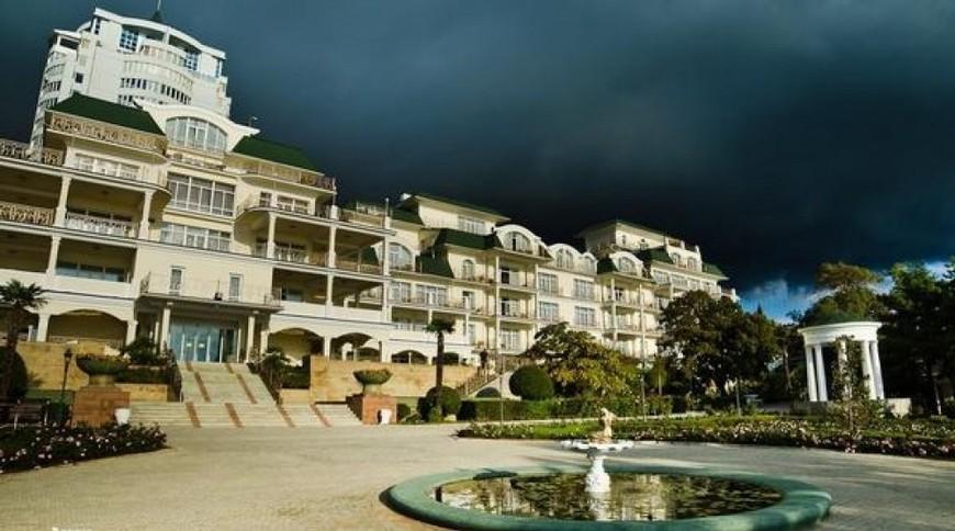 """Изображение отеля """"Пальмира Палас"""" #9"""