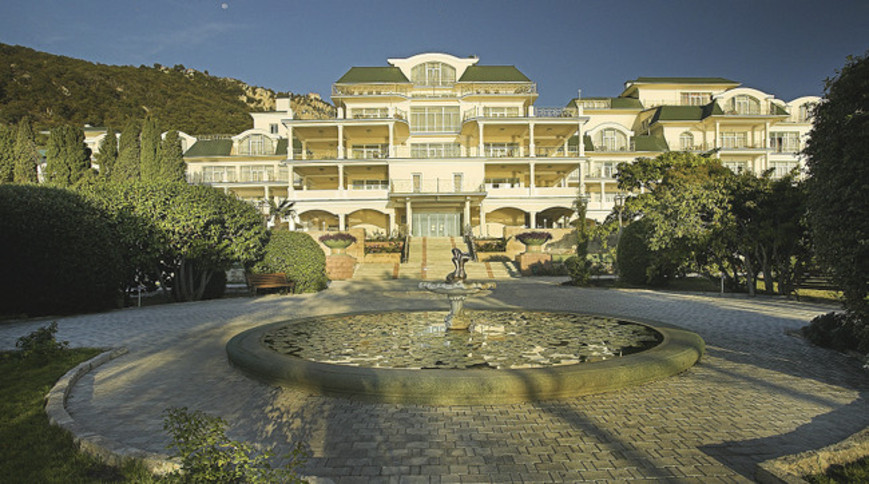 """Изображение отеля """"Пальмира Палас"""" #3"""