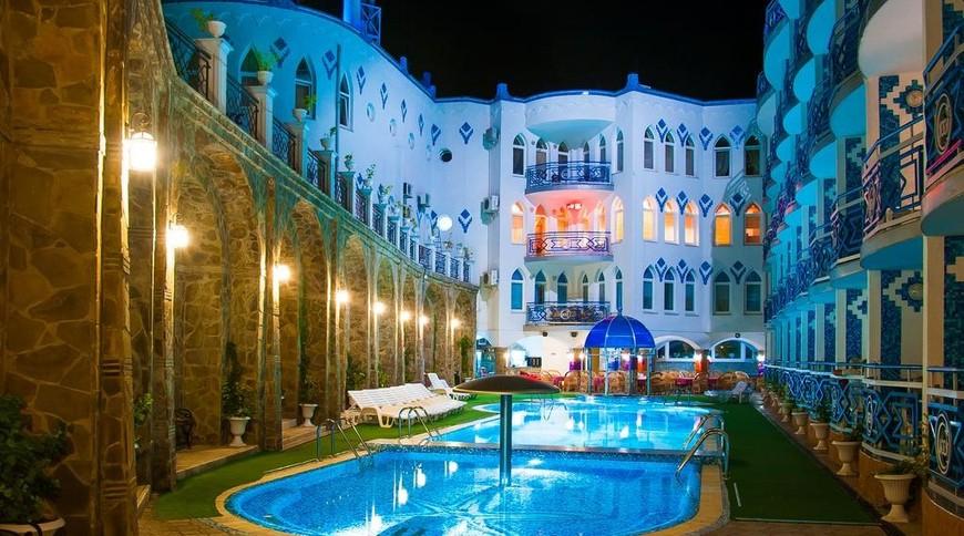"""Изображение отеля """"1001 ночь"""" #1"""