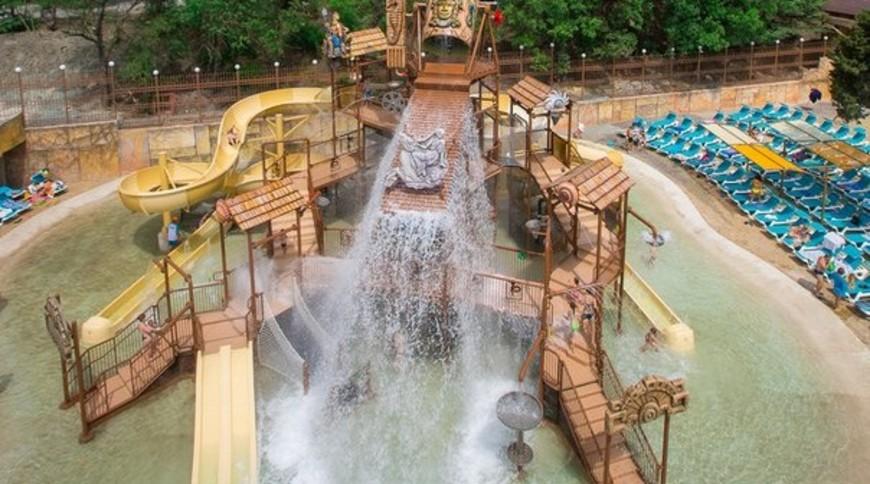 """Изображение аквапарка """"Аквапарк-отель «Атлантида»"""" #6"""