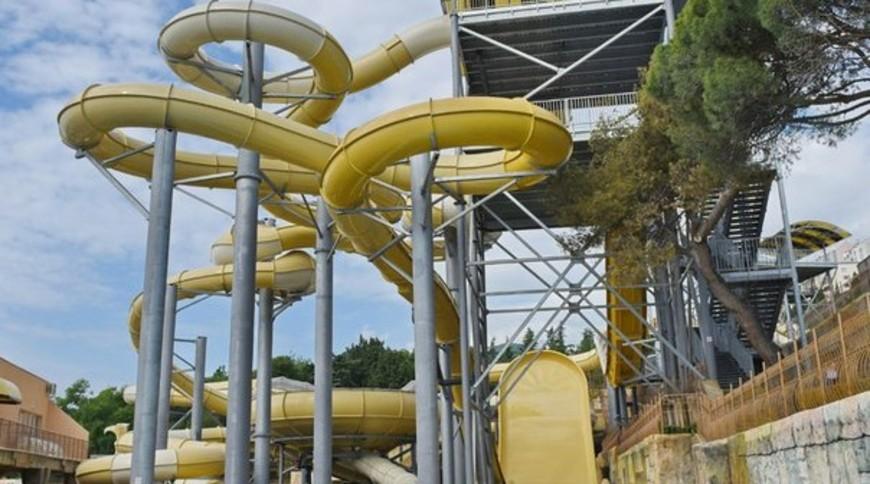 """Изображение аквапарка """"Аквапарк-отель «Атлантида»"""" #8"""