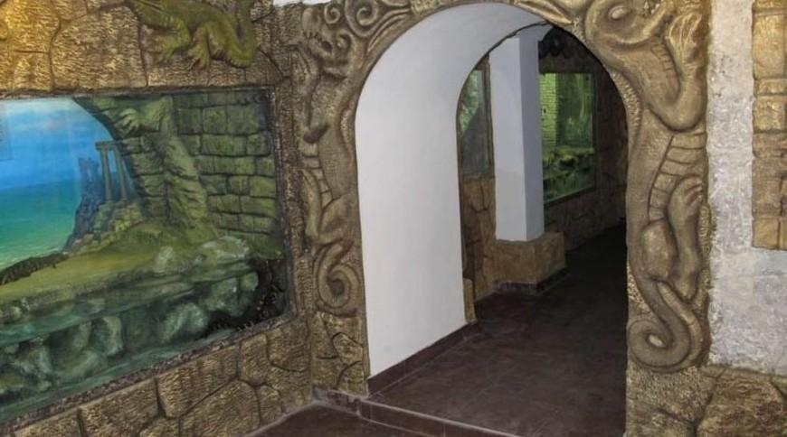 "Изображение зоопарка ""Крокодиляриум Ялтинский"" #7"