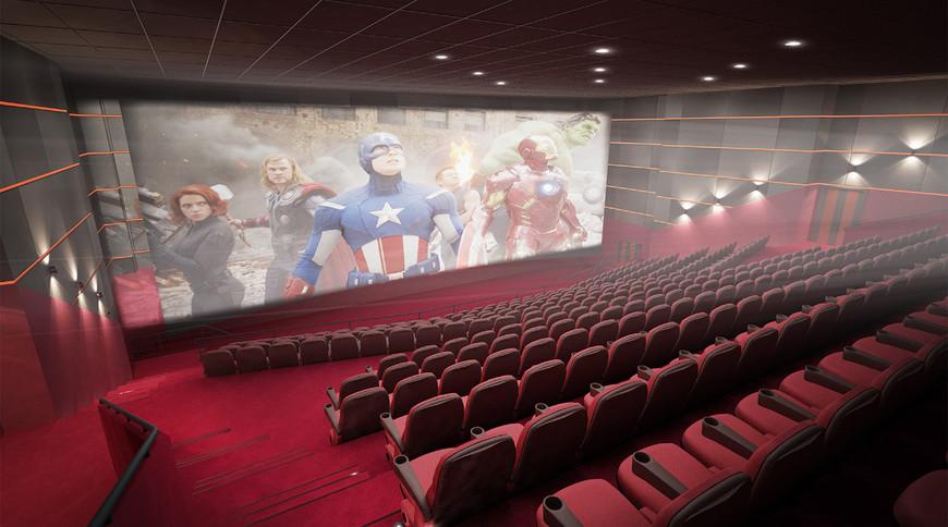 """Изображение кинотеатра """"Сатурн IMAX"""" #3"""