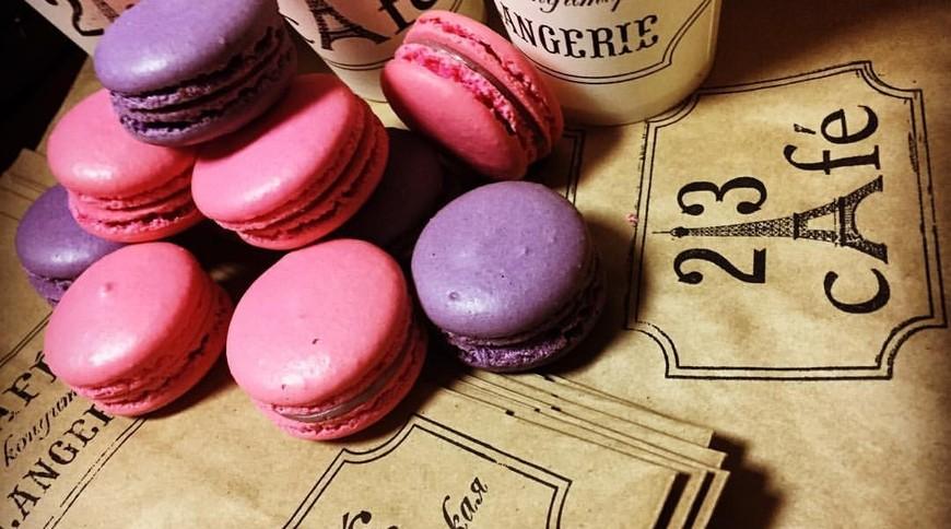 """Изображение кафе, пиццерии или суши-бара """"23 Cafe Boulangerie"""" #2"""