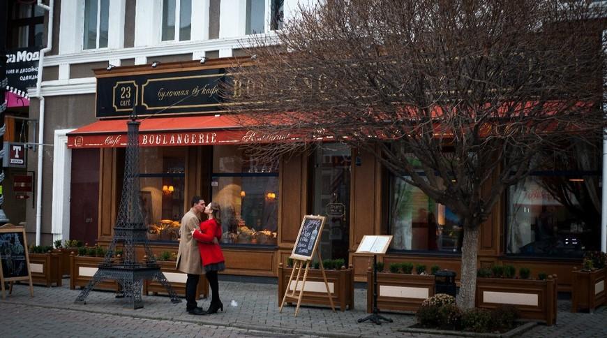 """Изображение кафе, пиццерии или суши-бара """"23 Cafe Boulangerie"""" #7"""