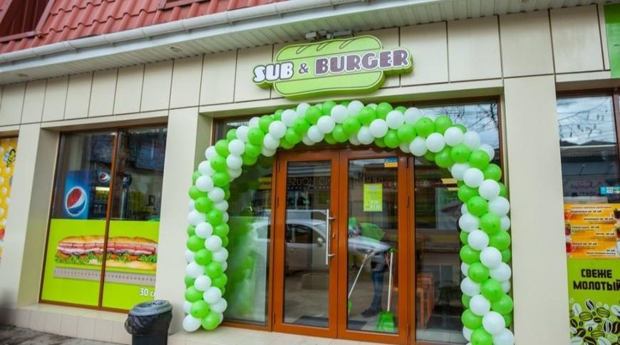 """Изображение службы доставки еды """"Sub&Burger"""" #1"""