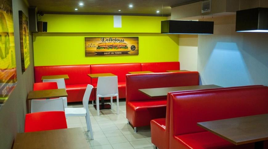 """Изображение службы доставки еды """"Sub&Burger"""" #2"""