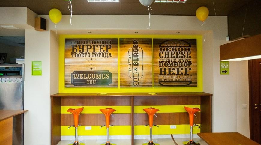 """Изображение службы доставки еды """"Sub&Burger"""" #6"""