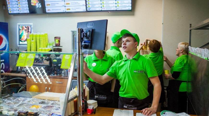 """Изображение службы доставки еды """"Sub&Burger"""" #7"""