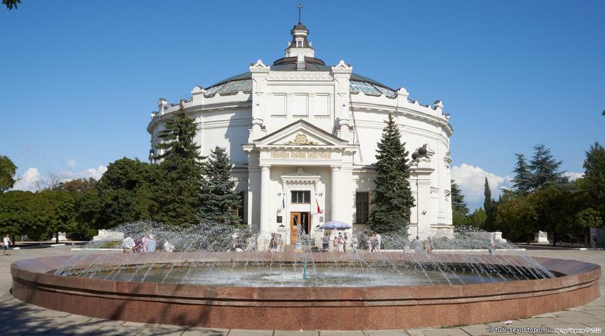 """Изображение музея, театра, выставки """"Панорама «Оборона Севастополя» """" #2"""