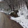 Джерело взимку (фото зроблено до російської окупації)